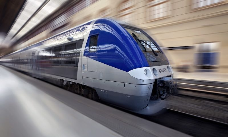 Avantages voyage en train