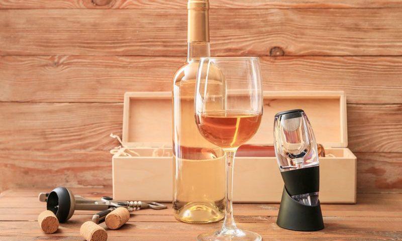 Aerateur vin